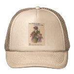 Día de madres del vintage gorra