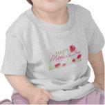 Día de madres feliz 2013 camiseta