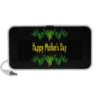 Día de madres feliz altavoz