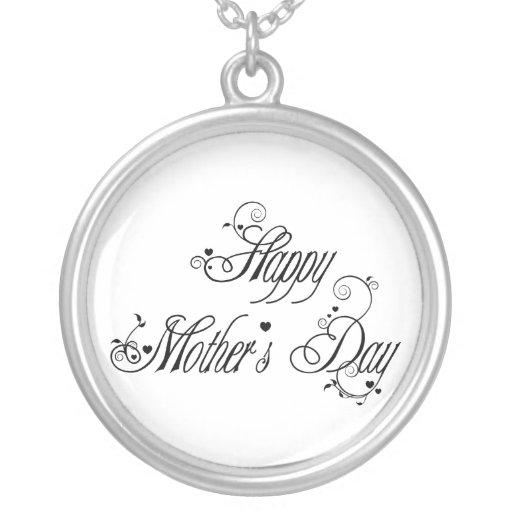 Día de madres feliz pendiente
