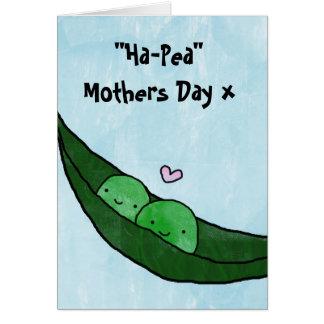 Día de madres feliz - día de madres del Hap-Guisan Felicitación