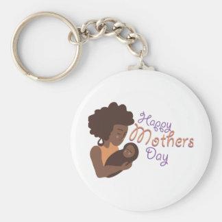 Día de madres feliz llavero