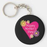 Día de madres feliz llaveros personalizados