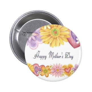 Día de madres feliz pin