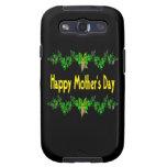 Día de madres feliz samsung galaxy s3 cárcasas