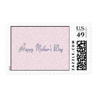 Día de madres feliz franqueo