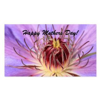 ¡Día de madres feliz! señal Tarjetas De Visita