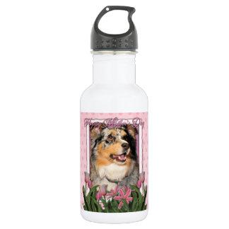 Día de madres - tulipanes rosados - Aussie -