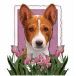 Día de madres - tulipanes rosados - Basenji Esculturas Fotográficas