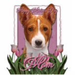 Día de madres - tulipanes rosados - Basenji Escultura Fotografica