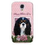 Día de madres - tulipanes rosados - caballeros - t