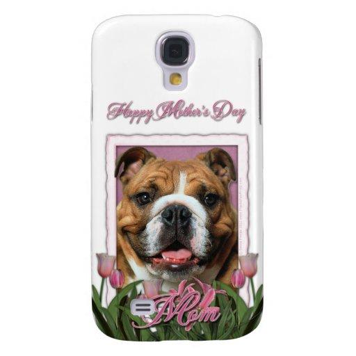 Día de madres - tulipanes rosados - dogo