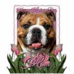 Día de madres - tulipanes rosados - dogo escultura fotográfica