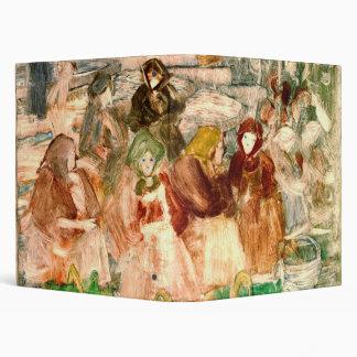 """Día de mercado 1899 carpeta 1"""""""