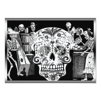 Día de Muertos/Day of the Dead Card