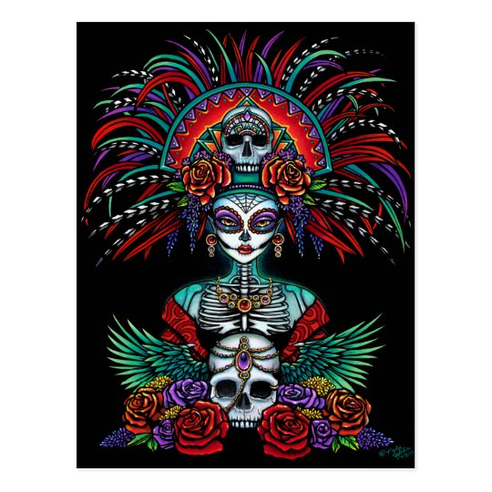 dia_de_muertos_suger_skull_mictecacihuat