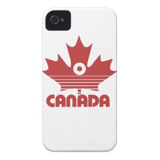 Día de O Canadá Funda Para iPhone 4