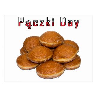 Día de Paczki Postal