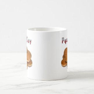 Día de Paczki Taza De Café