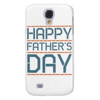 ¡Día de padre feliz! Funda Para Galaxy S4