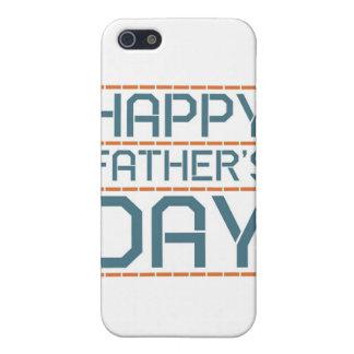 ¡Día de padre feliz! iPhone 5 Carcasas