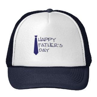 ¡Día de padre feliz! Gorra