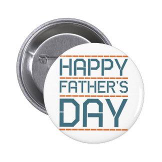 ¡Día de padre feliz Pin