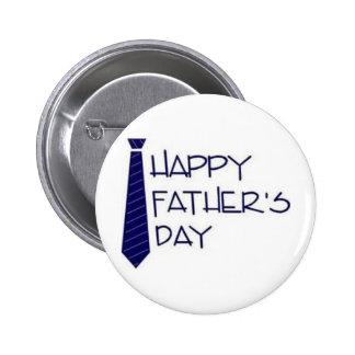 ¡Día de padre feliz Pins