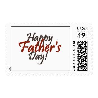 día de padres 4 sellos
