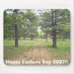 ¡Día de padres feliz 2007!! Alfombrilla De Raton