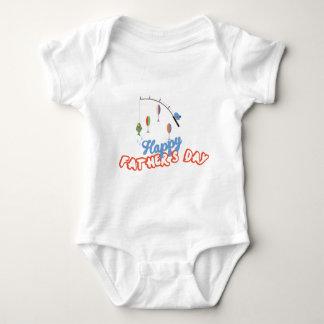 Día de padres feliz t-shirts