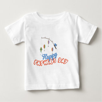 Día de padres feliz t shirts