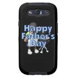 Día de padres feliz samsung galaxy s3 carcasa
