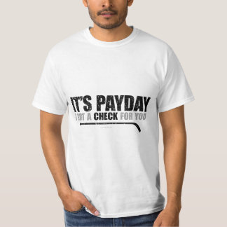 Día de paga #1 del hockey playera