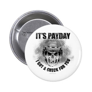 Día de paga #2 del hockey pins