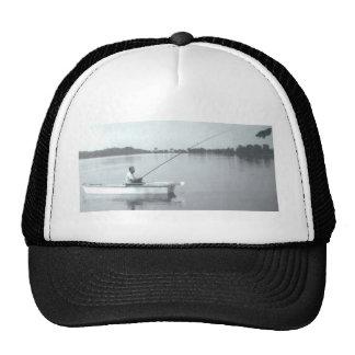 Día de pesca gorra