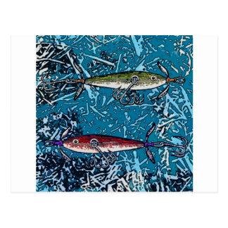 día de pesca postal