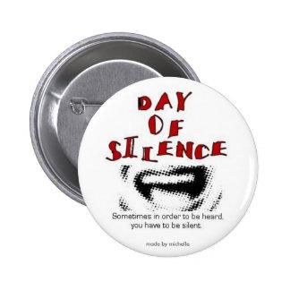 Día de Pin del silencio