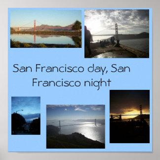 Día de San Francisco, noche de San Francisco Póster