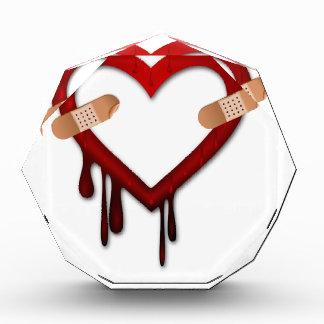 día de San Valentín anti del corazón quebrado