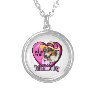 Día de San Valentín australiano del pastor Collares