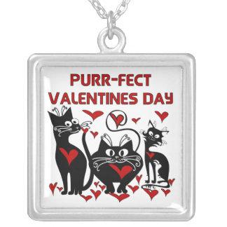 Día de San Valentín del Ronroneo-fect Joyerías