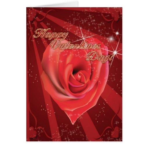 Día de San Valentín feliz # 2 Tarjeta De Felicitación