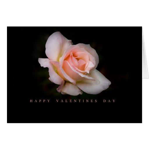 Día de San Valentín feliz Tarjeta