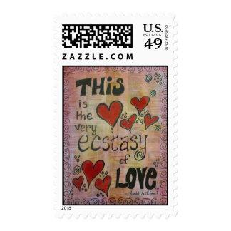 Día de San Valentín que casa cita del amor de Haml