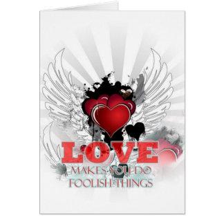 Día de San Valentín Tarjeta De Felicitación