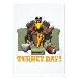 Día de Turquía Comunicado Personalizado