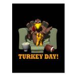 Día de Turquía Postal