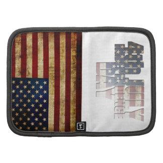 Día de USA Independence Organizador