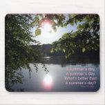 Día de verano de Potomac Tapete De Raton
